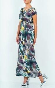 Дълга лятна рокля 1