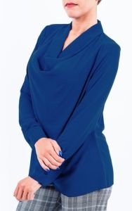 Дамски блузи с дълъг ръкав 2