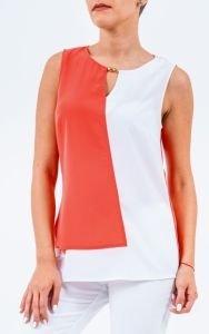 Дамски блузи с къс ръкав 3