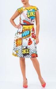 Дамски ежедневни рокли  3