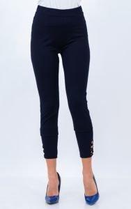 Дамски панталони с висока талия  1