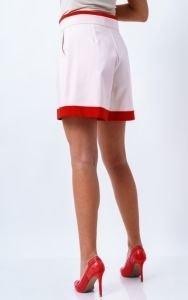Дамски панталони с висока талия  2