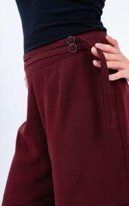 Дамски панталони с висока талия  3