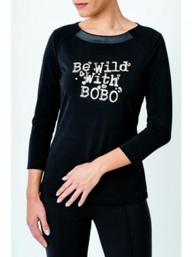 Черна блуза 1