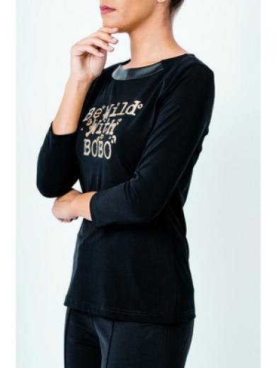 Черна блуза 2