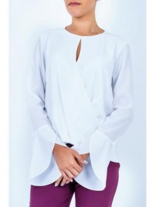 weiße Bluse 3