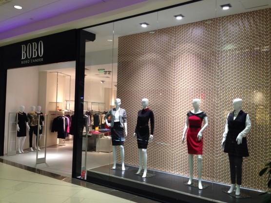 Bobo Zander, Bulgaria Mall