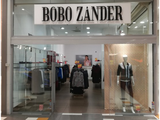 Bobo Zander, Mall of Plovdiv
